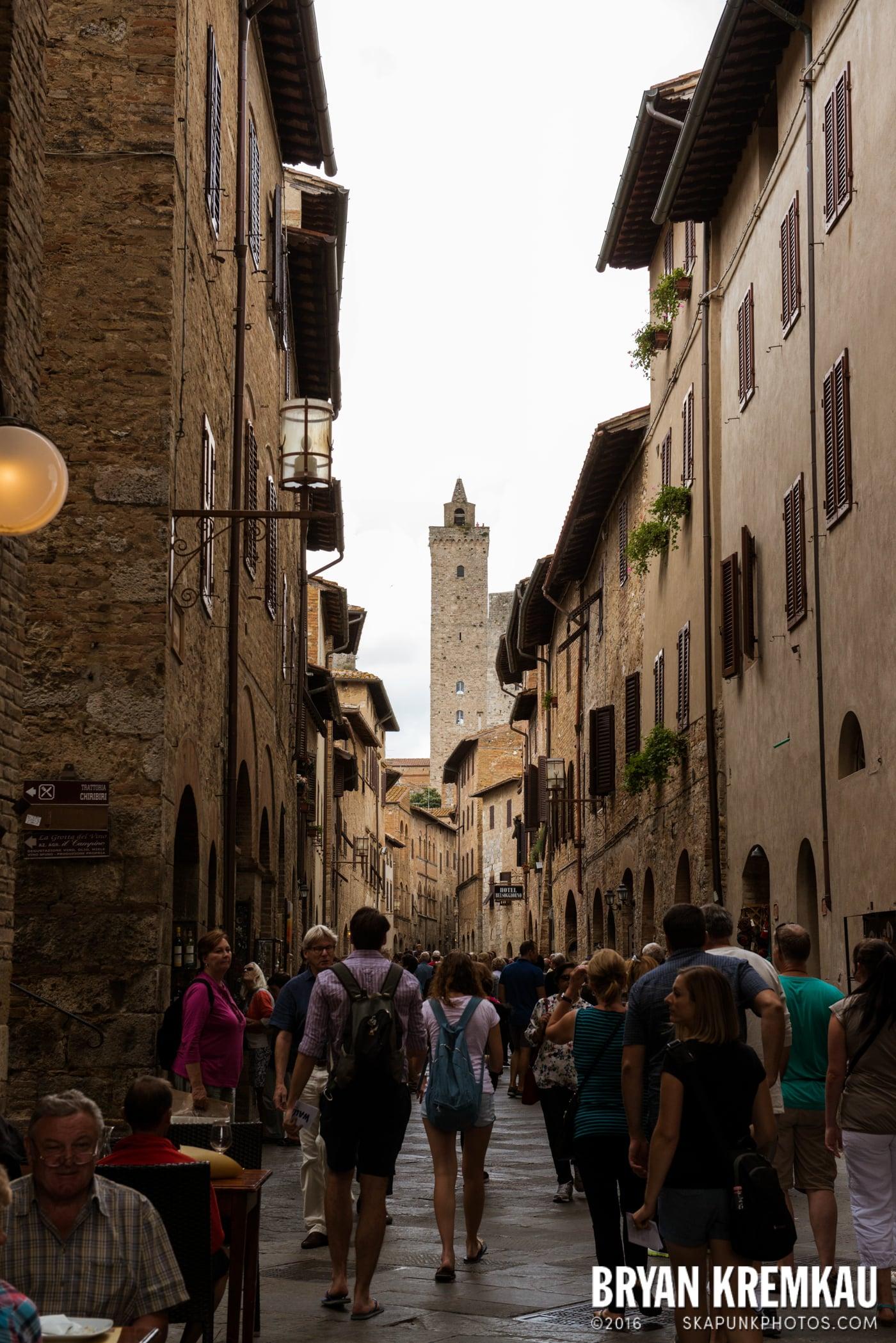 Italy Vacation - Day 8: Siena, San Gimignano, Chianti, Pisa - 9.16.13 (75)