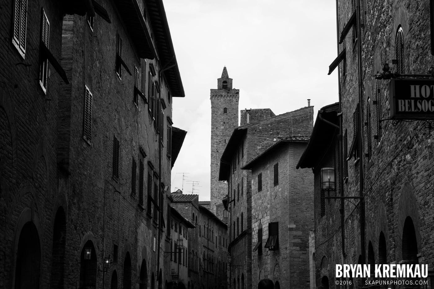 Italy Vacation - Day 8: Siena, San Gimignano, Chianti, Pisa - 9.16.13 (74)