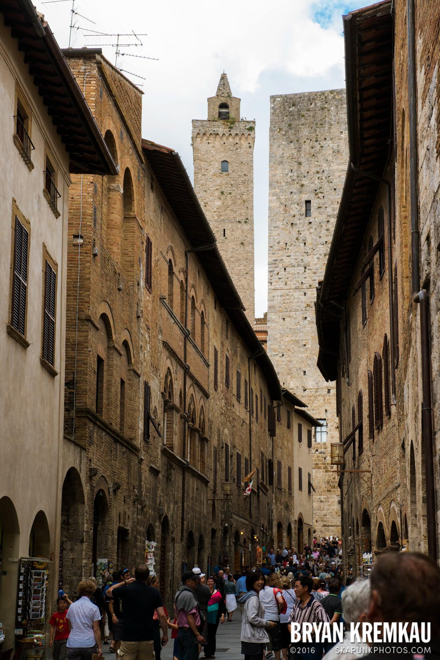 Italy Vacation - Day 8: Siena, San Gimignano, Chianti, Pisa - 9.16.13 (73)