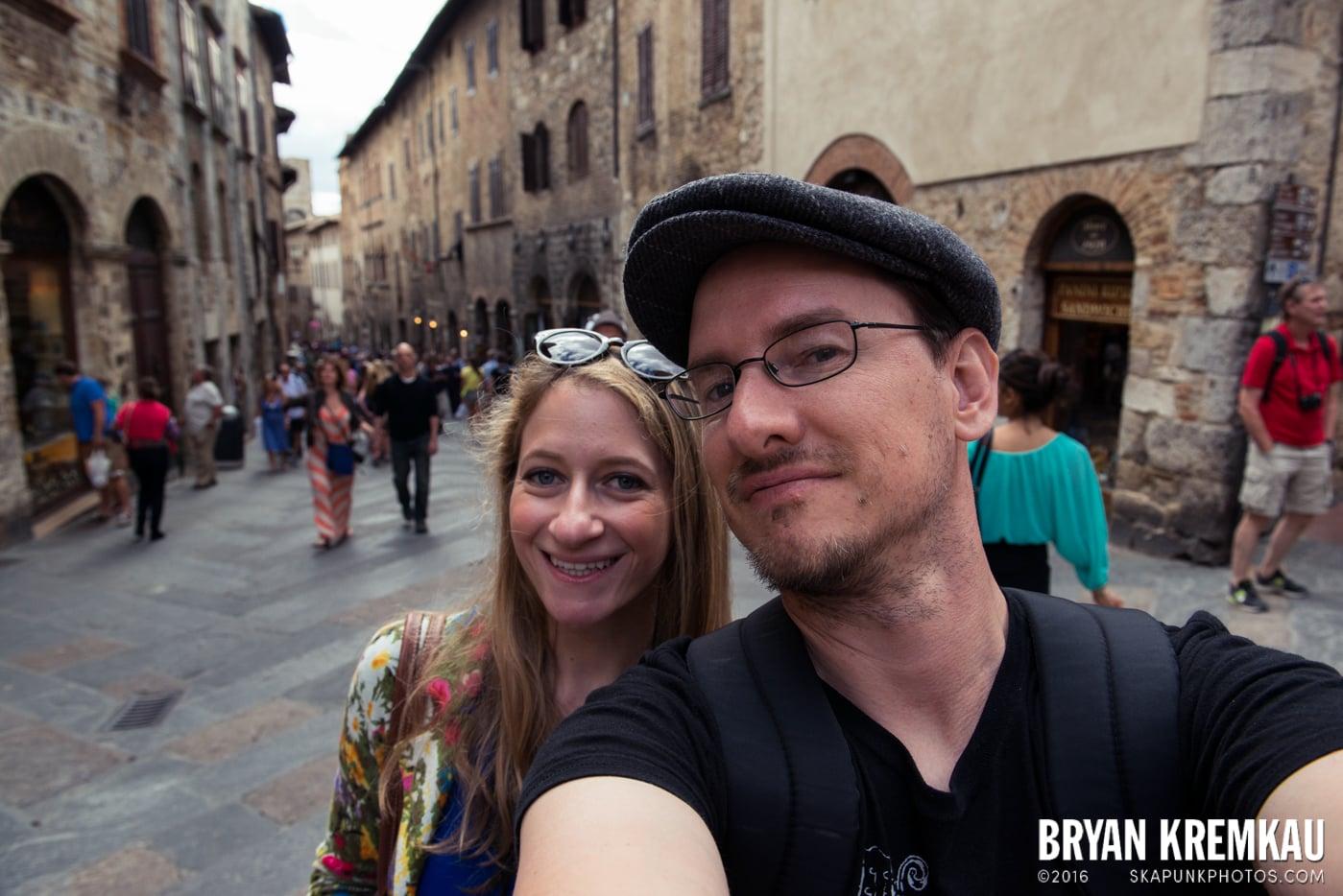 Italy Vacation - Day 8: Siena, San Gimignano, Chianti, Pisa - 9.16.13 (72)