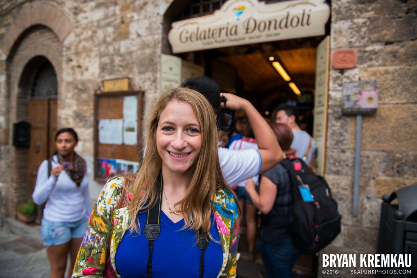 Italy Vacation - Day 8: Siena, San Gimignano, Chianti, Pisa - 9.16.13 (68)