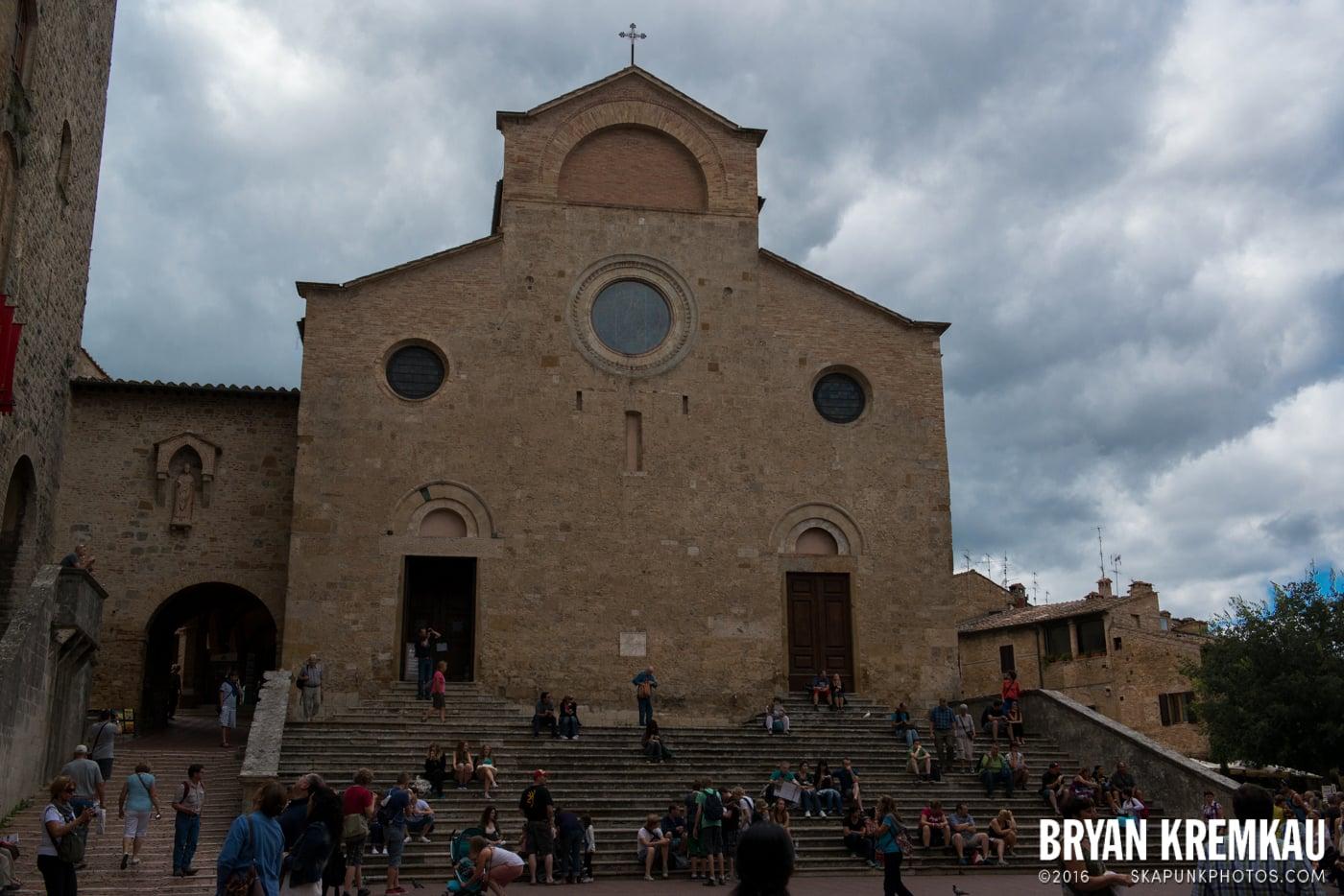Italy Vacation - Day 8: Siena, San Gimignano, Chianti, Pisa - 9.16.13 (67)