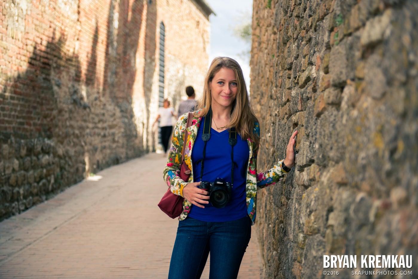 Italy Vacation - Day 8: Siena, San Gimignano, Chianti, Pisa - 9.16.13 (64)