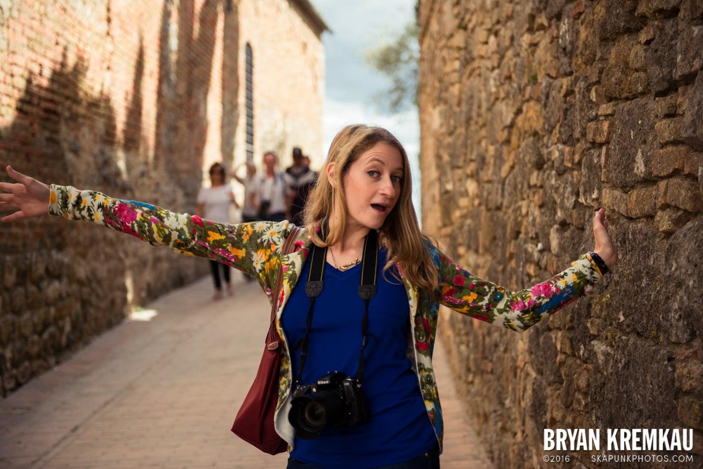 Italy Vacation - Day 8: Siena, San Gimignano, Chianti, Pisa - 9.16.13 (63)