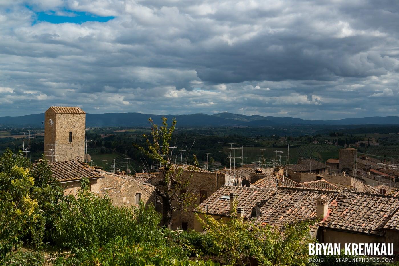 Italy Vacation - Day 8: Siena, San Gimignano, Chianti, Pisa - 9.16.13 (62)