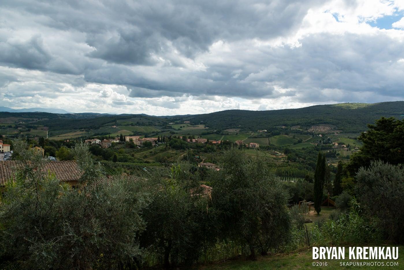 Italy Vacation - Day 8: Siena, San Gimignano, Chianti, Pisa - 9.16.13 (61)