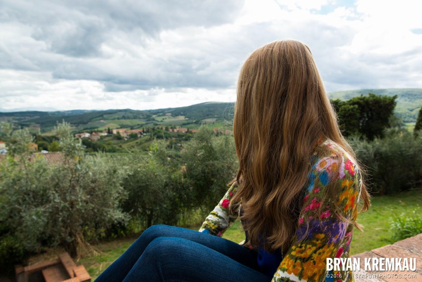 Italy Vacation - Day 8: Siena, San Gimignano, Chianti, Pisa - 9.16.13 (60)