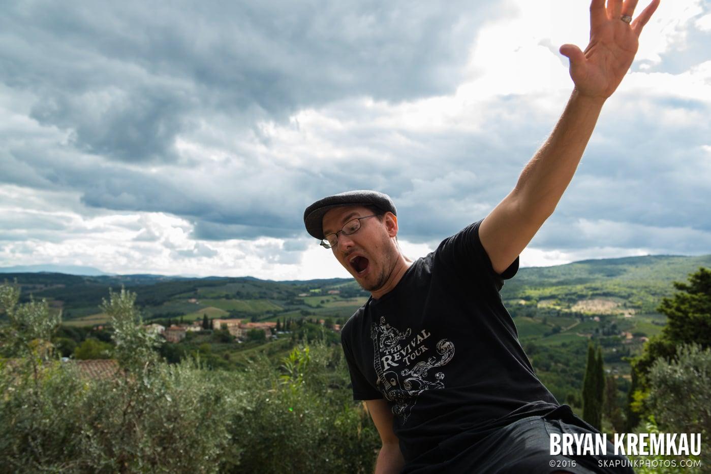 Italy Vacation - Day 8: Siena, San Gimignano, Chianti, Pisa - 9.16.13 (58)