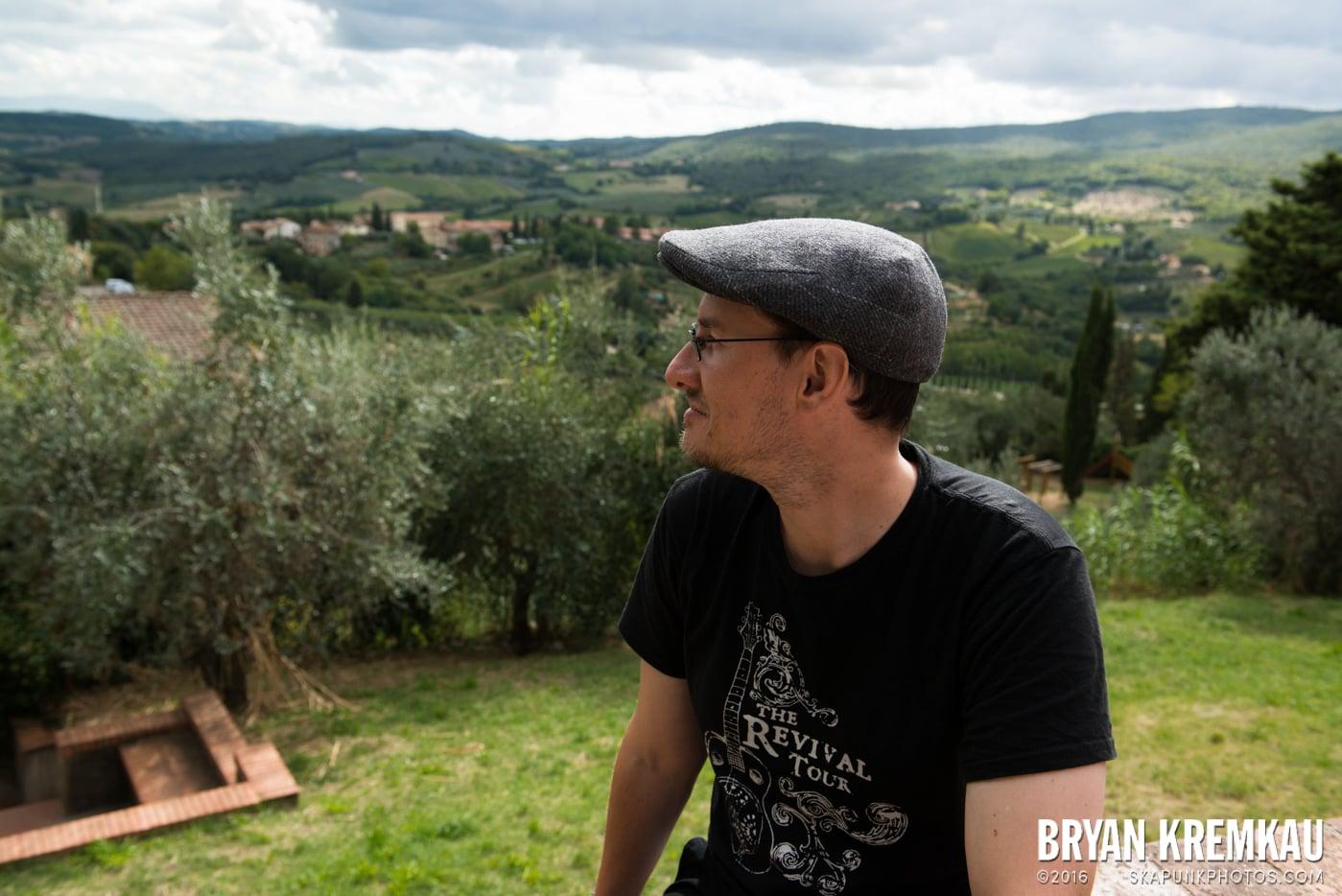 Italy Vacation - Day 8: Siena, San Gimignano, Chianti, Pisa - 9.16.13 (57)