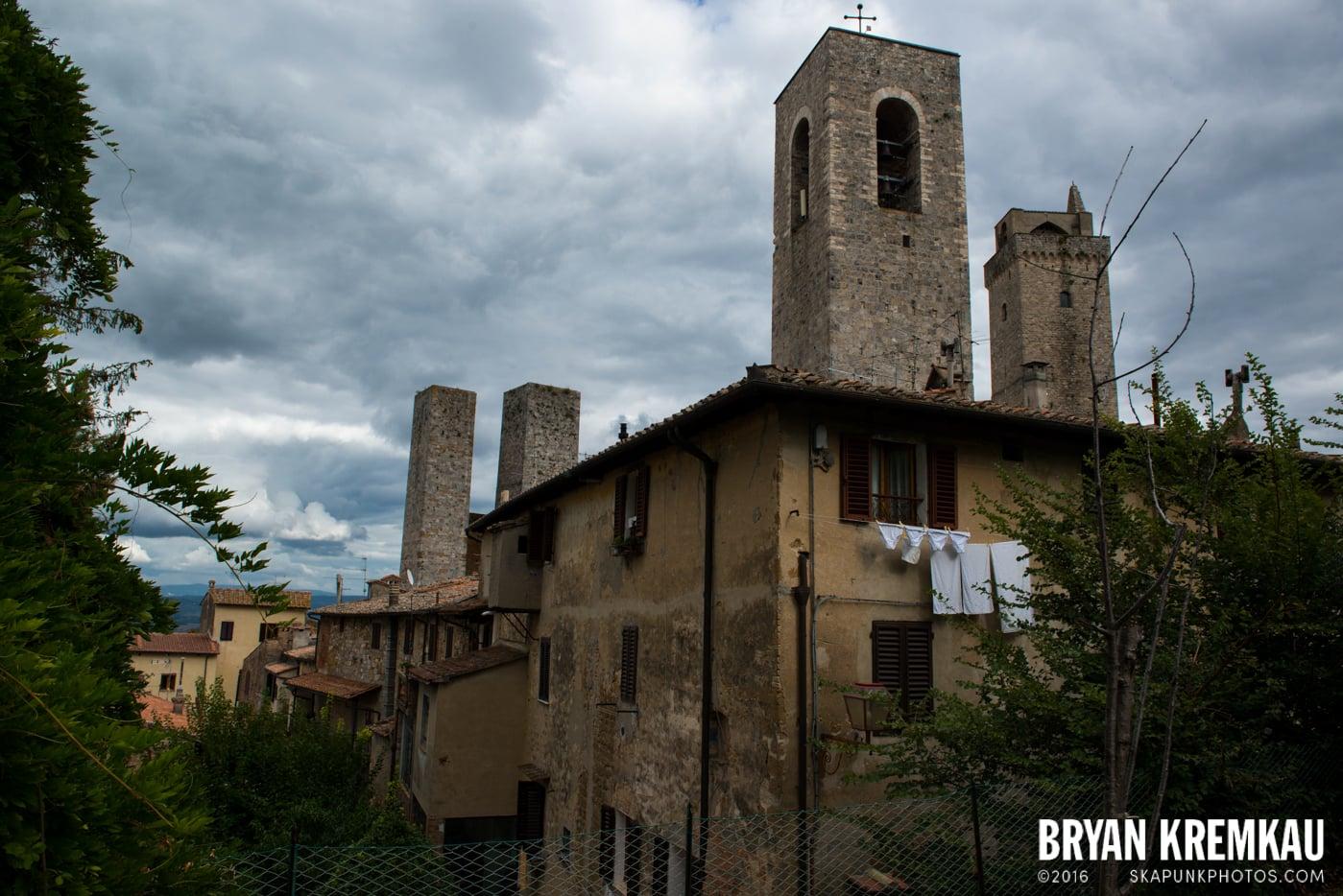 Italy Vacation - Day 8: Siena, San Gimignano, Chianti, Pisa - 9.16.13 (53)