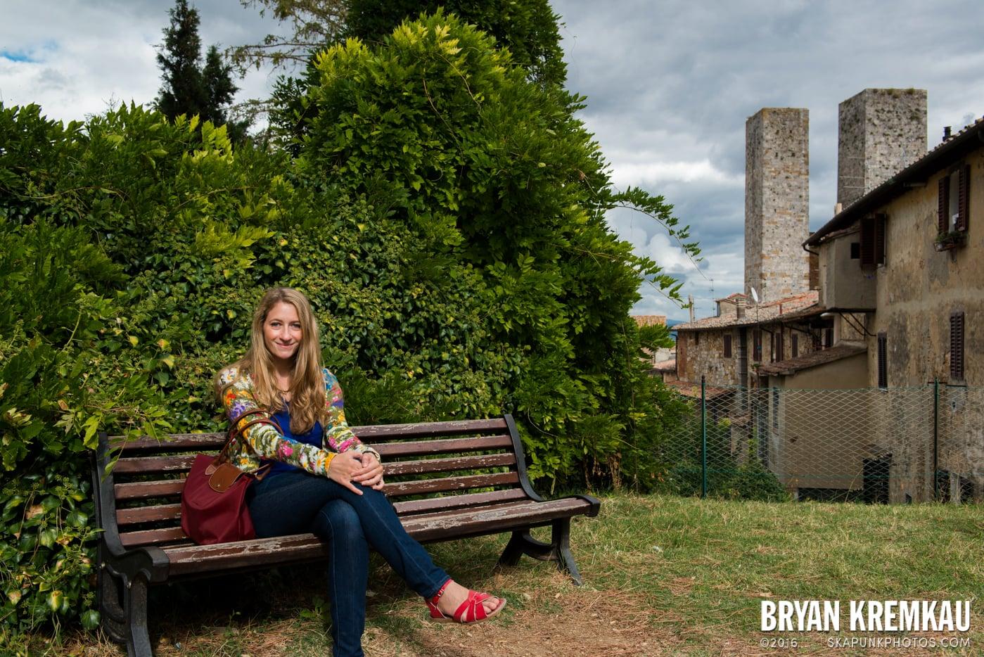 Italy Vacation - Day 8: Siena, San Gimignano, Chianti, Pisa - 9.16.13 (52)