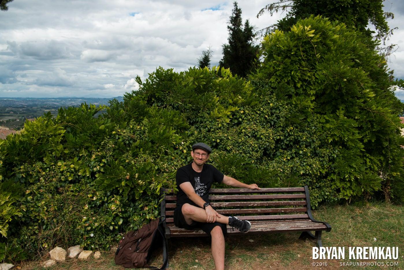 Italy Vacation - Day 8: Siena, San Gimignano, Chianti, Pisa - 9.16.13 (51)