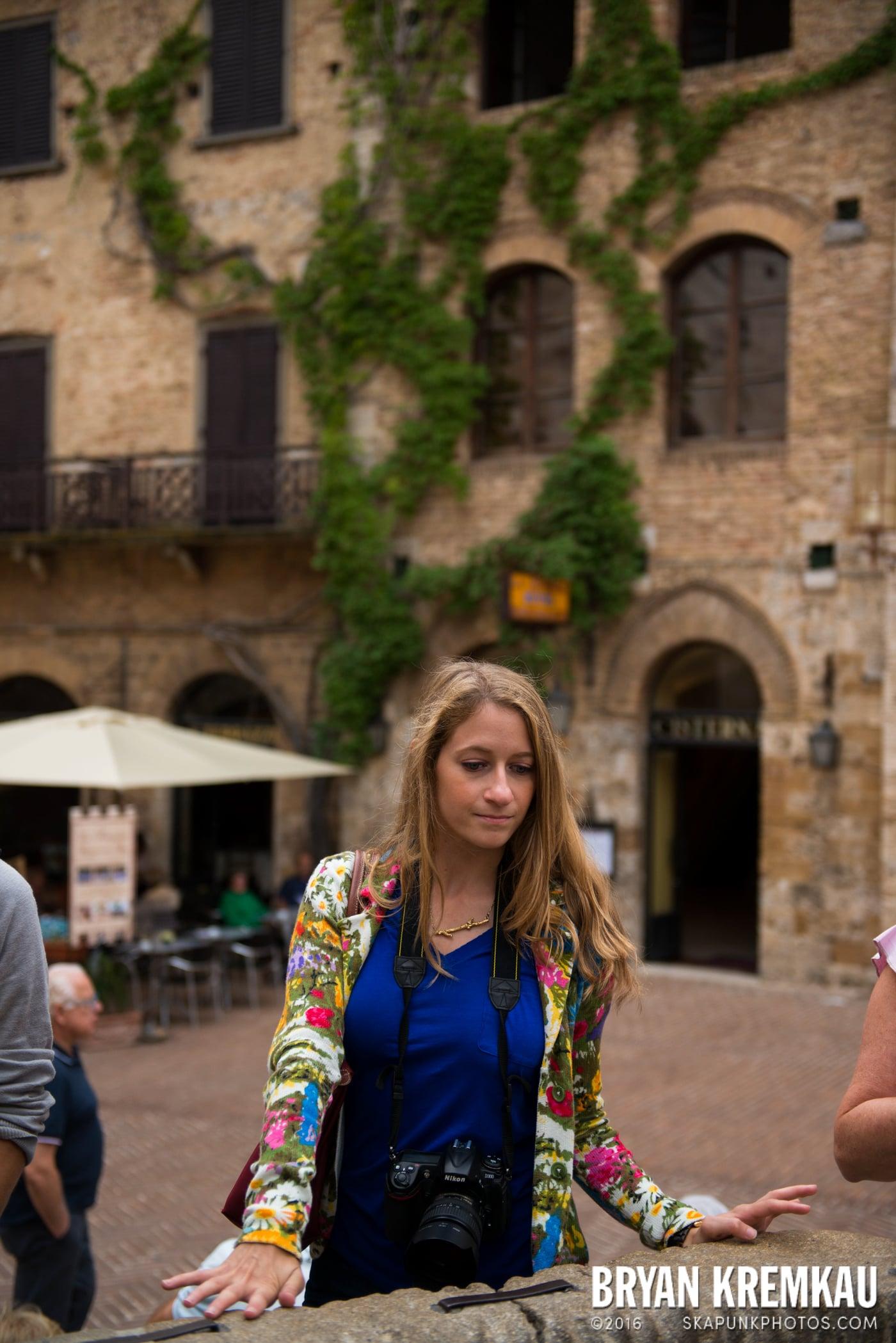 Italy Vacation - Day 8: Siena, San Gimignano, Chianti, Pisa - 9.16.13 (47)