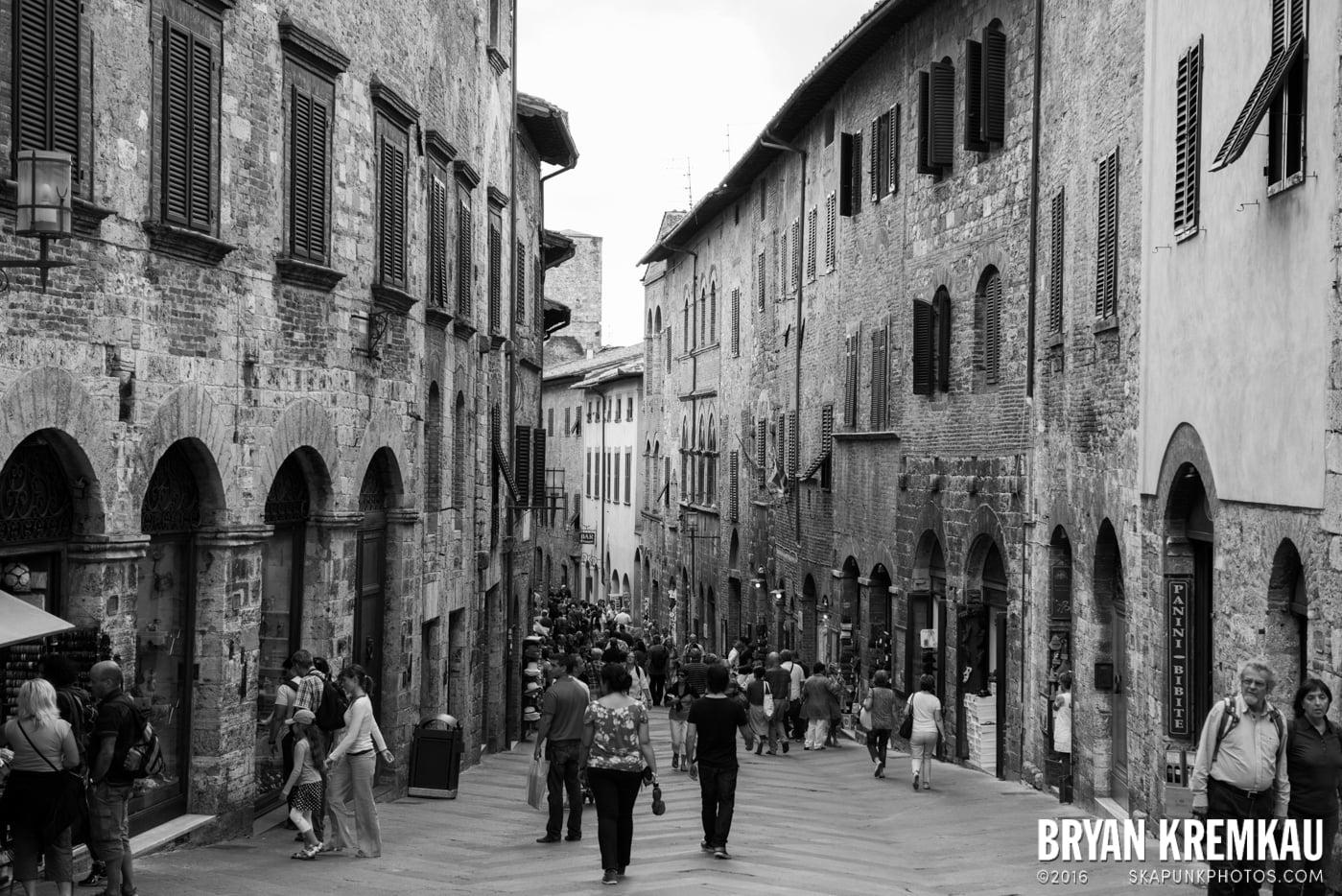 Italy Vacation - Day 8: Siena, San Gimignano, Chianti, Pisa - 9.16.13 (45)
