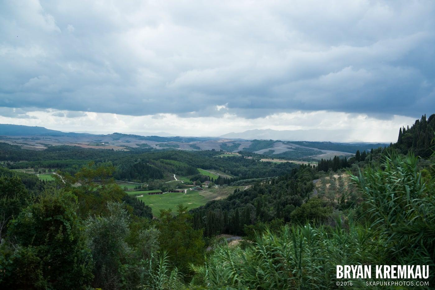 Italy Vacation - Day 8: Siena, San Gimignano, Chianti, Pisa - 9.16.13 (42)