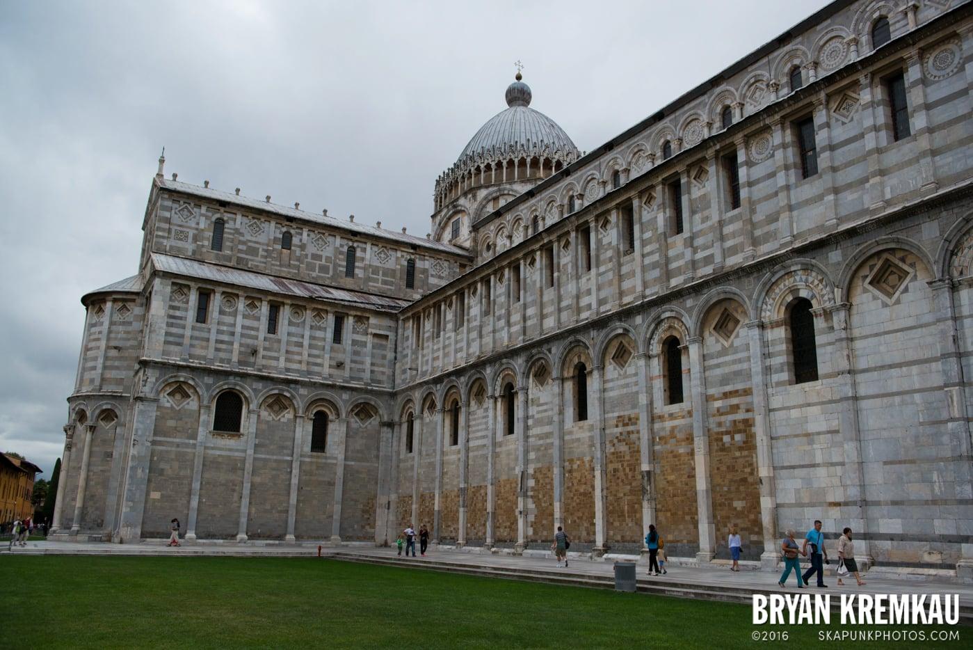 Italy Vacation - Day 8: Siena, San Gimignano, Chianti, Pisa - 9.16.13 (32)