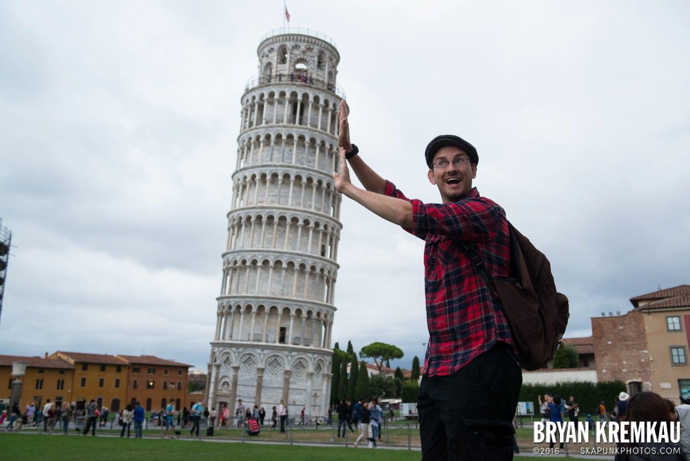 Italy Vacation - Day 8: Siena, San Gimignano, Chianti, Pisa - 9.16.13 (26)