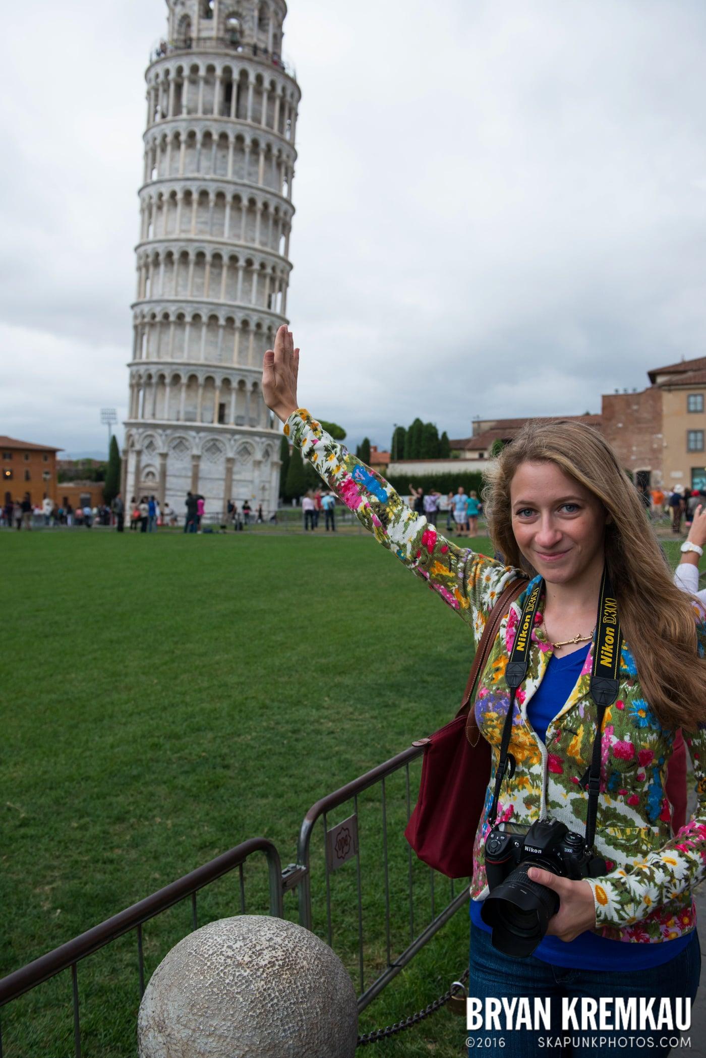 Italy Vacation - Day 8: Siena, San Gimignano, Chianti, Pisa - 9.16.13 (25)