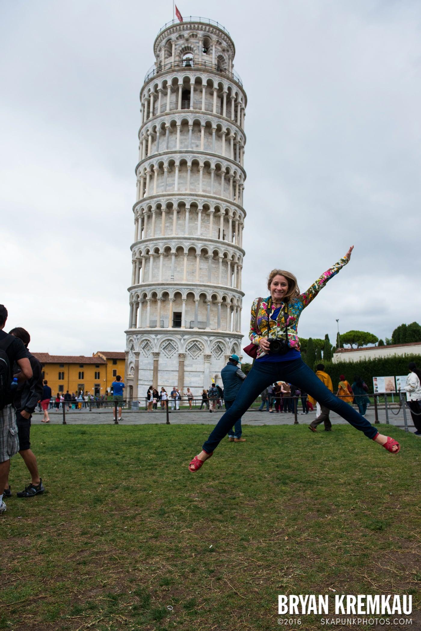 Italy Vacation - Day 8: Siena, San Gimignano, Chianti, Pisa - 9.16.13 (24)
