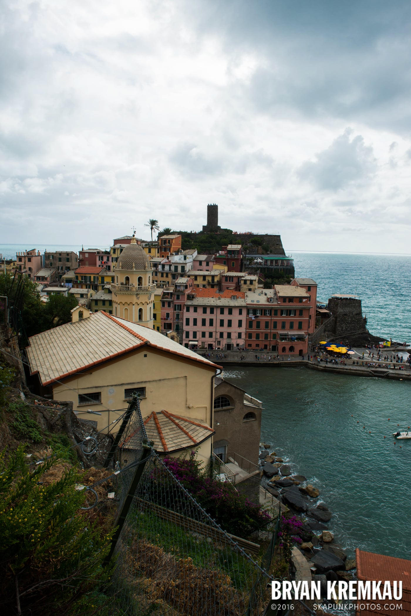Italy Vacation - Day 10: Cinque Terre - 9.18.13 (52)