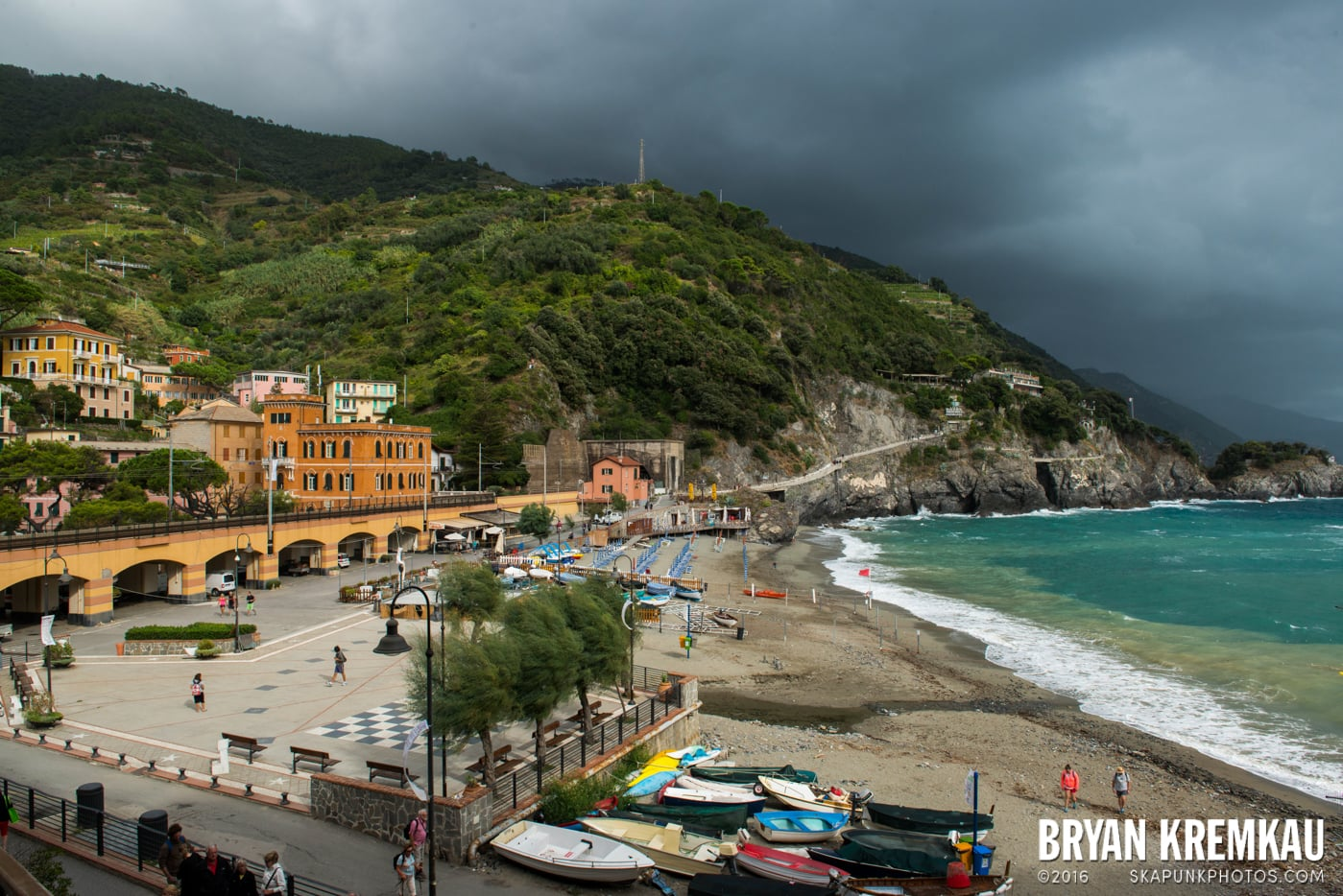 Italy Vacation - Day 10: Cinque Terre - 9.18.13 (18)