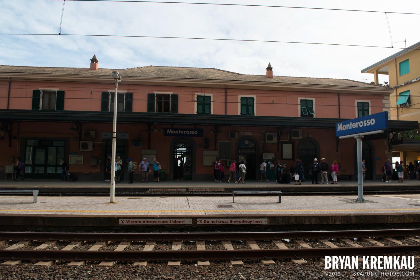 Italy Vacation - Day 10: Cinque Terre - 9.18.13 (4)