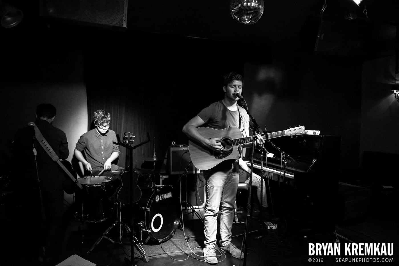 Jordan Klassen @ Bowery Electric, NYC - 10.9.13 (15)