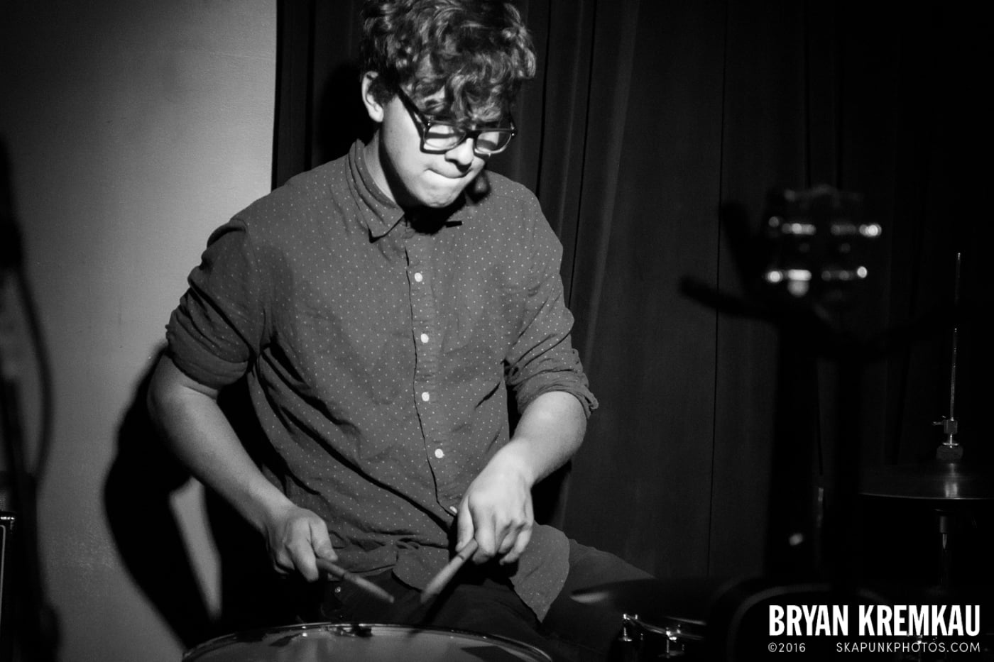 Jordan Klassen @ Bowery Electric, NYC - 10.9.13 (12)