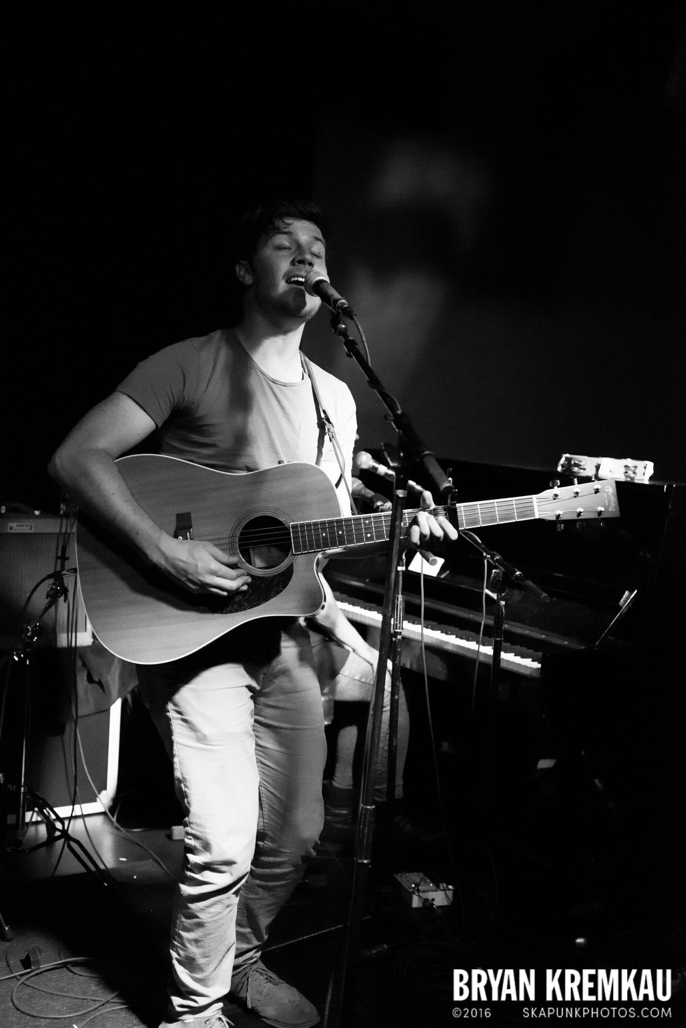 Jordan Klassen @ Bowery Electric, NYC - 10.9.13 (11)