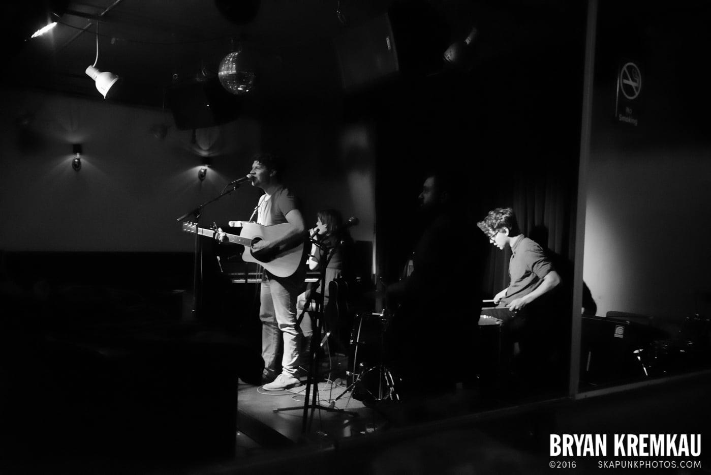 Jordan Klassen @ Bowery Electric, NYC - 10.9.13 (10)