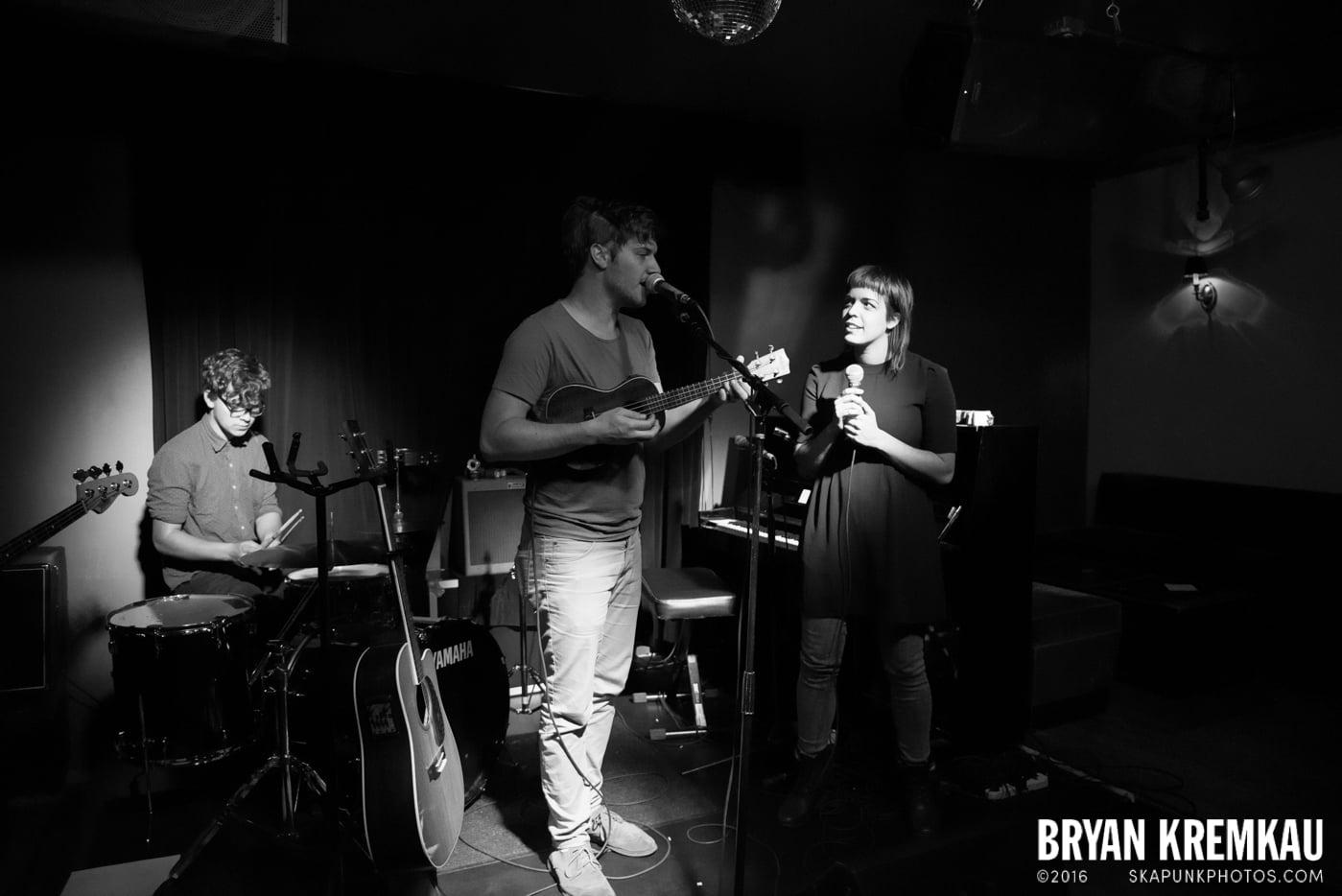 Jordan Klassen @ Bowery Electric, NYC - 10.9.13 (7)