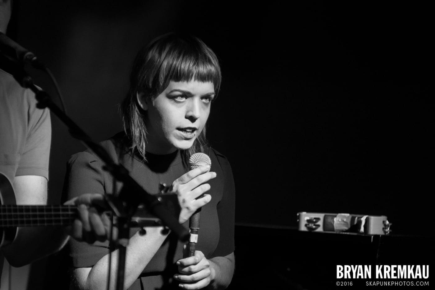Jordan Klassen @ Bowery Electric, NYC - 10.9.13 (6)