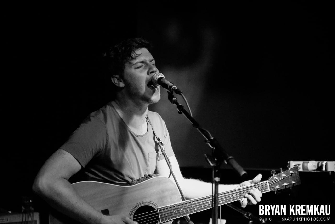 Jordan Klassen @ Bowery Electric, NYC - 10.9.13 (1)