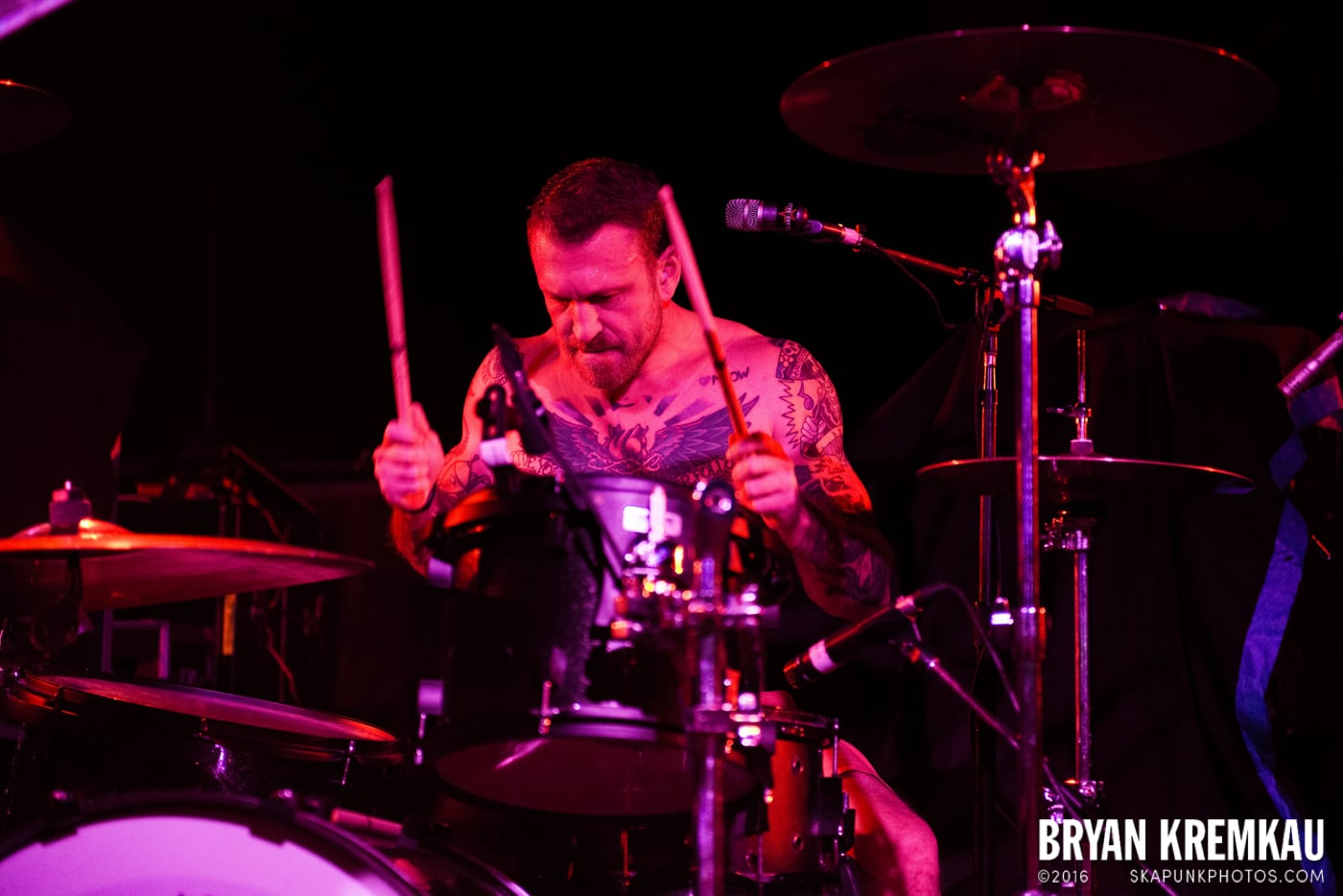 Red City Radio @ Starland Ballroom, Sayreville, NJ - 11.9.13 (17)