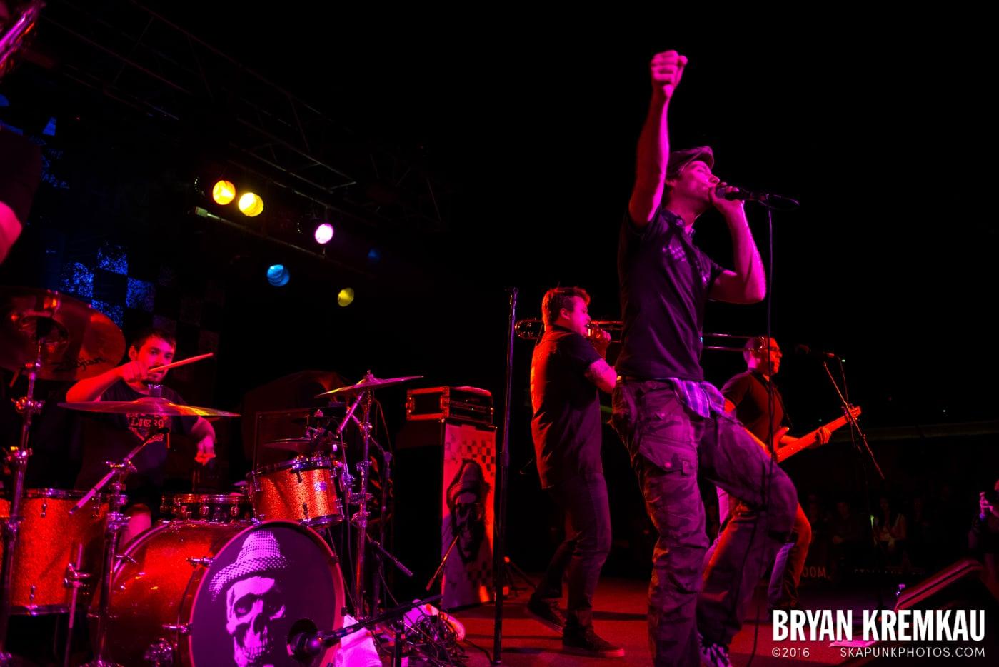 Big D and the Kids Table @ Starland Ballroom, Sayreville, NJ - 11.9.13 (1)