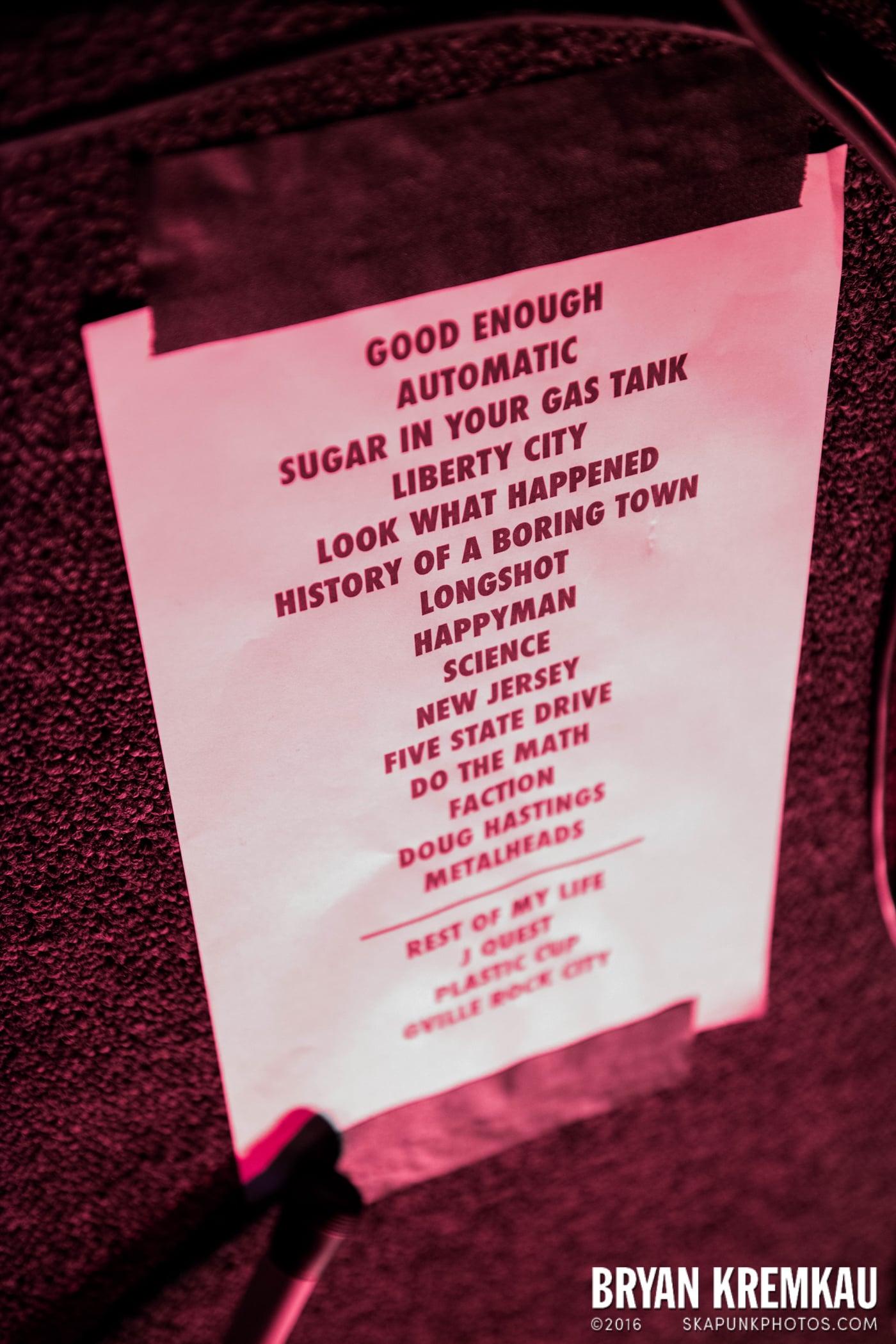 Less Than Jake @ Starland Ballroom, Sayreville, NJ - 11.9.13 (18)