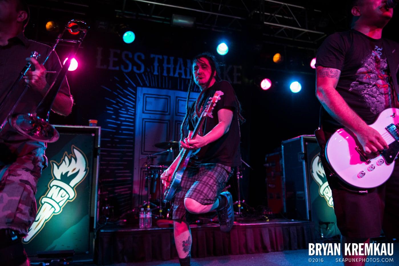 Less Than Jake @ Starland Ballroom, Sayreville, NJ - 11.9.13 (8)