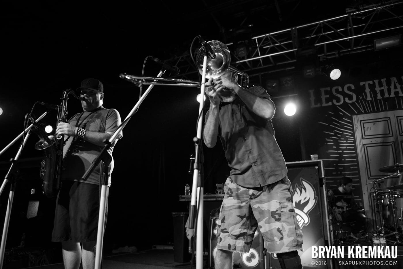 Less Than Jake @ Starland Ballroom, Sayreville, NJ - 11.9.13 (1)