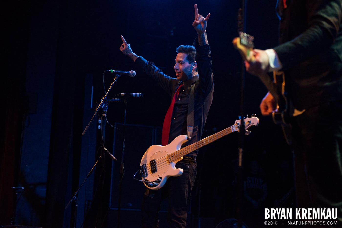 Goldfinger @ Best Buy Theater, NYC - 11.12.13 (29)
