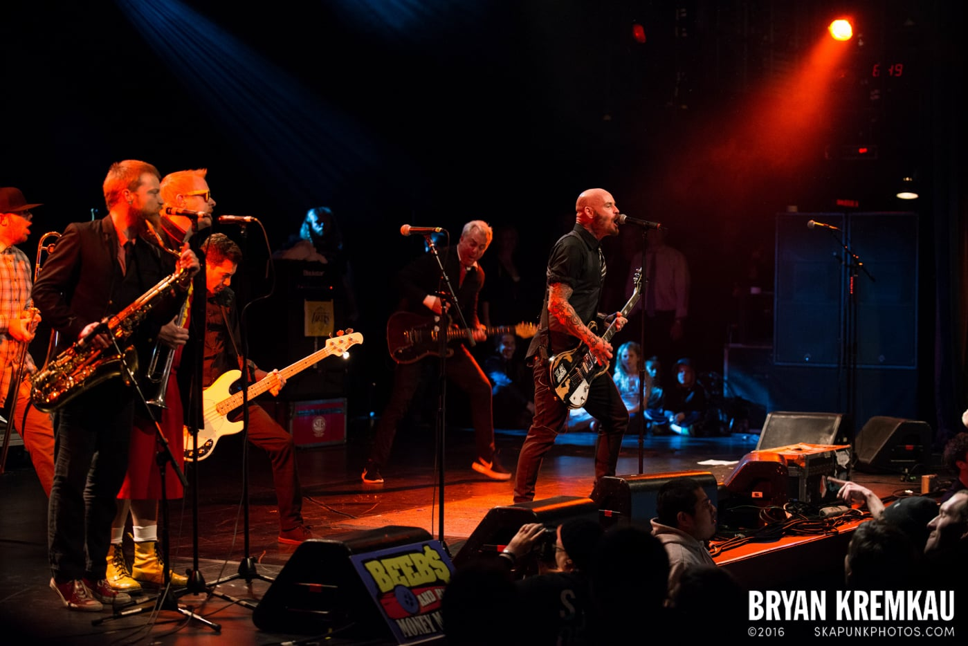 Goldfinger @ Best Buy Theater, NYC - 11.12.13 (9)