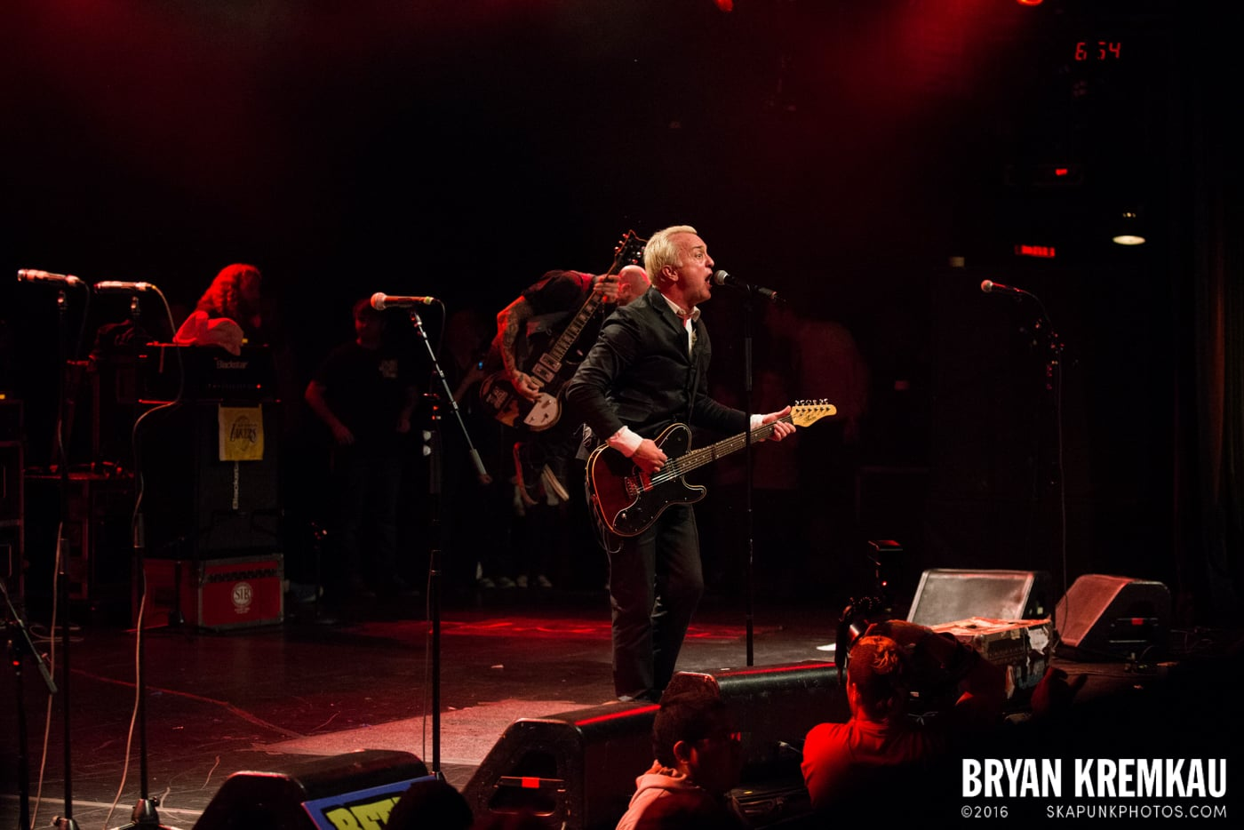 Goldfinger @ Best Buy Theater, NYC - 11.12.13 (4)