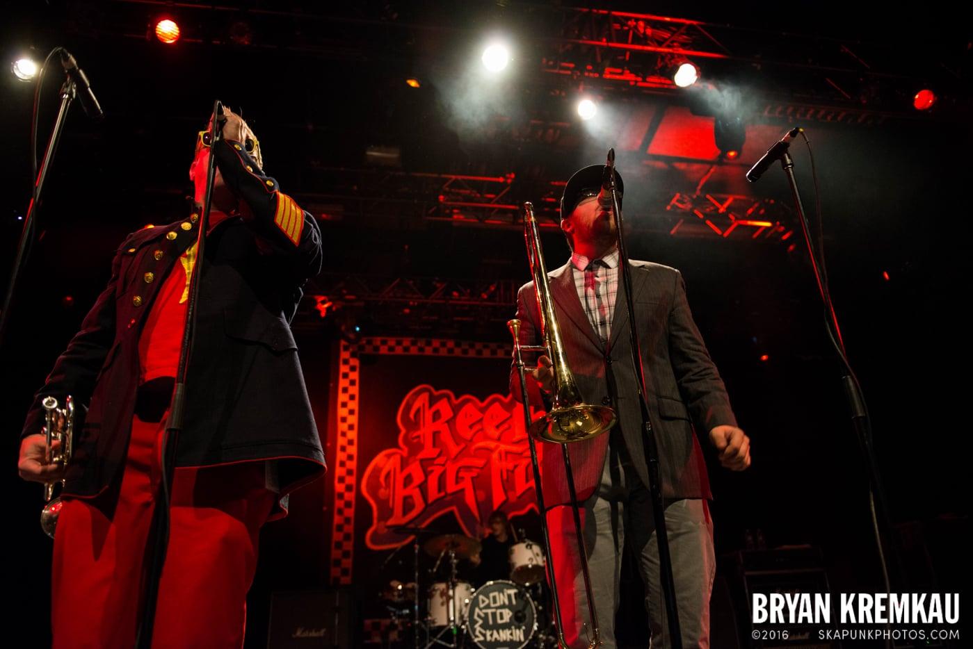 Reel Big Fish @ Best Buy Theater, NYC - 11.12.13 (58)