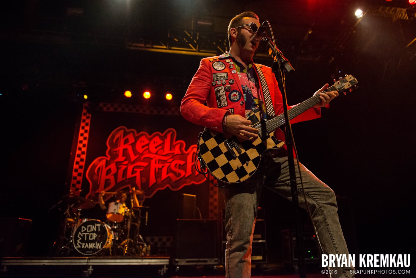 Reel Big Fish @ Best Buy Theater, NYC - 11.12.13 (51)