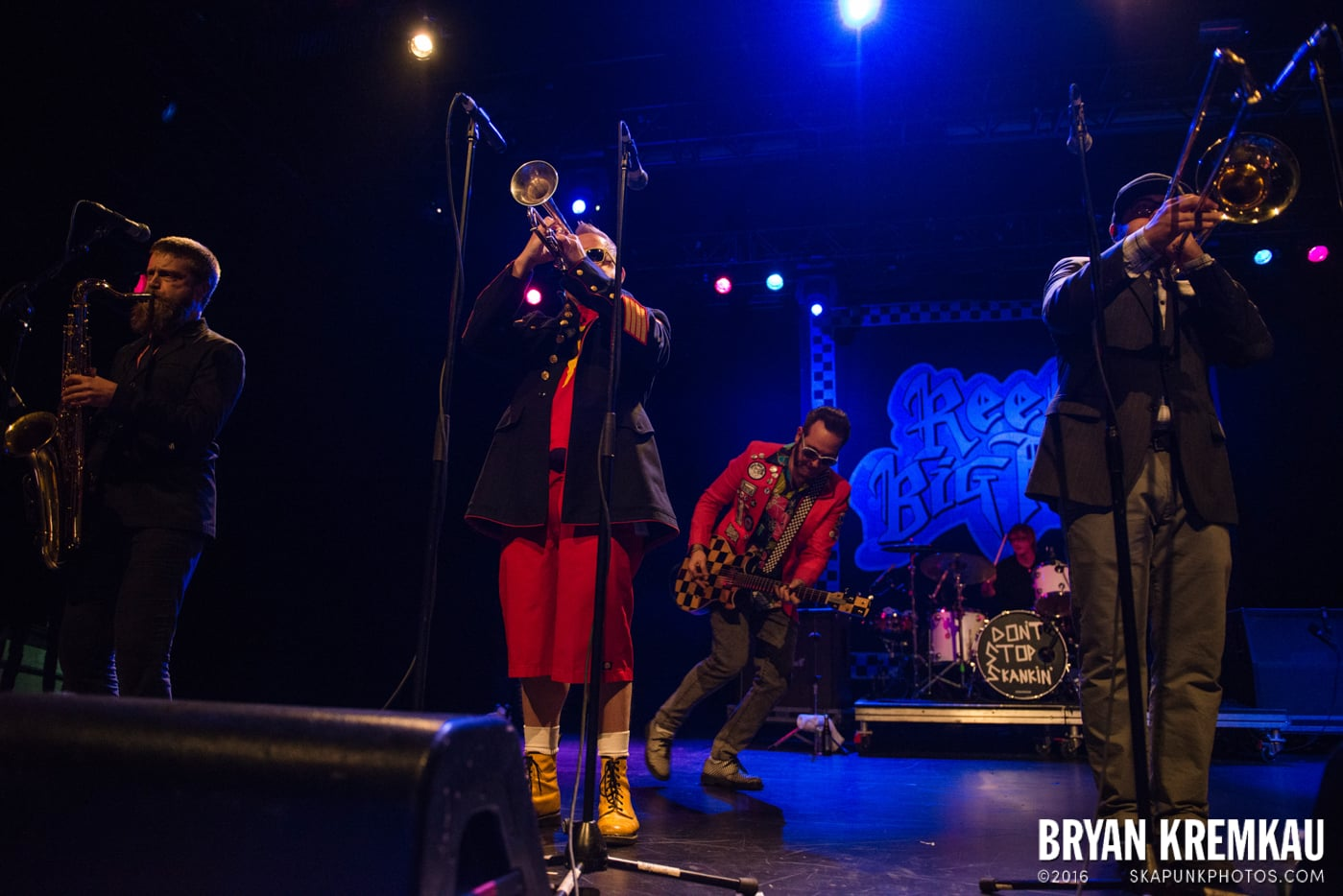 Reel Big Fish @ Best Buy Theater, NYC - 11.12.13 (45)