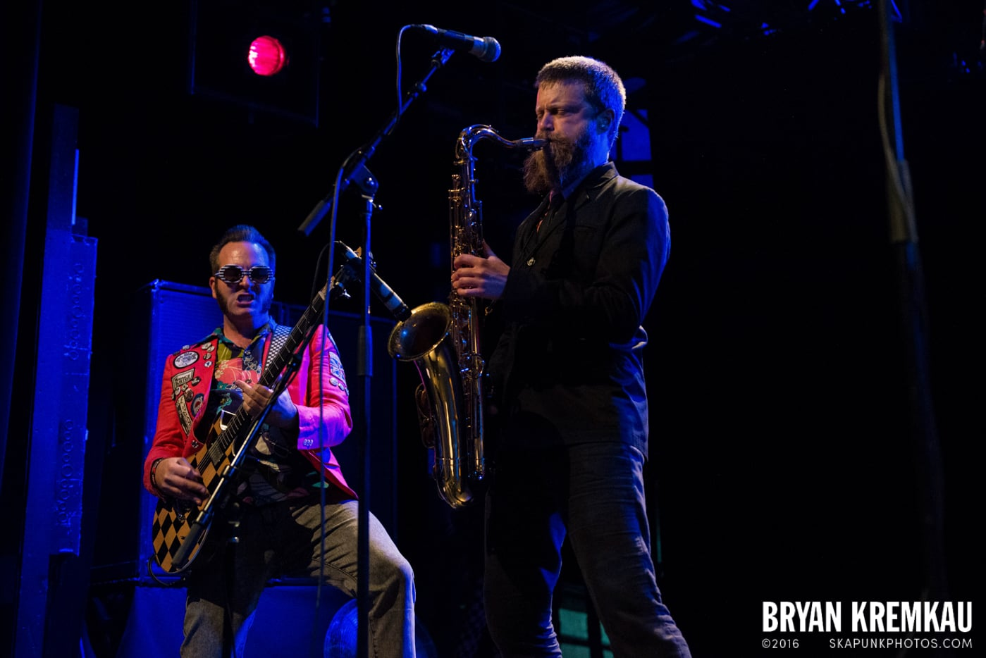 Reel Big Fish @ Best Buy Theater, NYC - 11.12.13 (38)