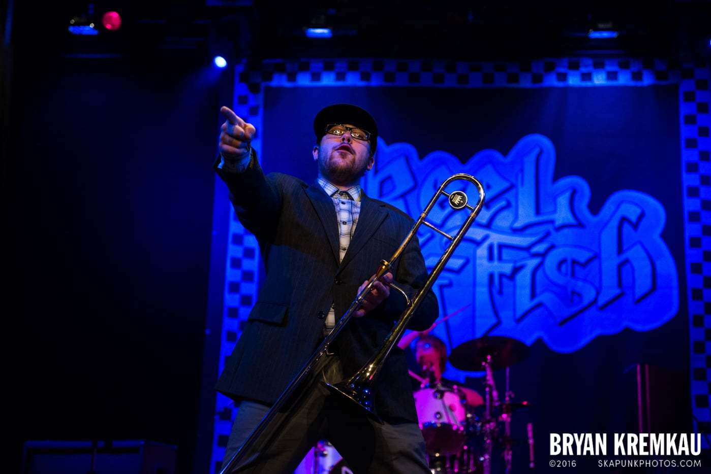 Reel Big Fish @ Best Buy Theater, NYC - 11.12.13 (37)