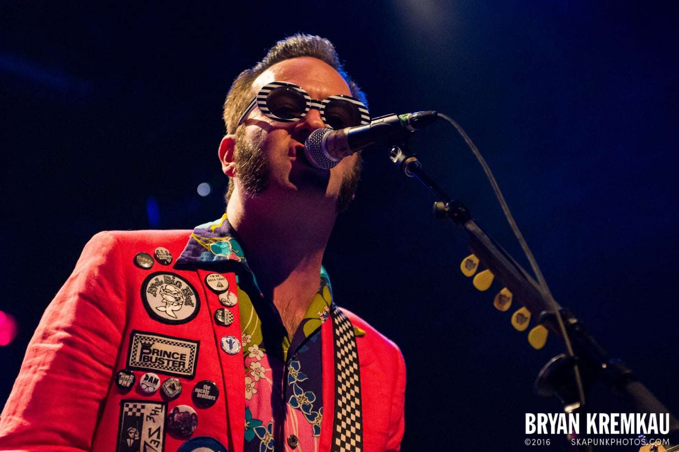 Reel Big Fish @ Best Buy Theater, NYC - 11.12.13 (33)