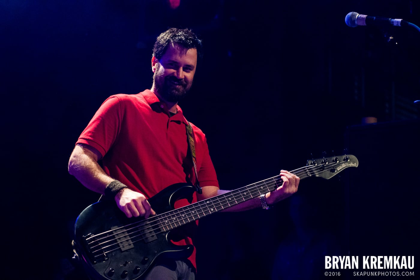 Reel Big Fish @ Best Buy Theater, NYC - 11.12.13 (32)