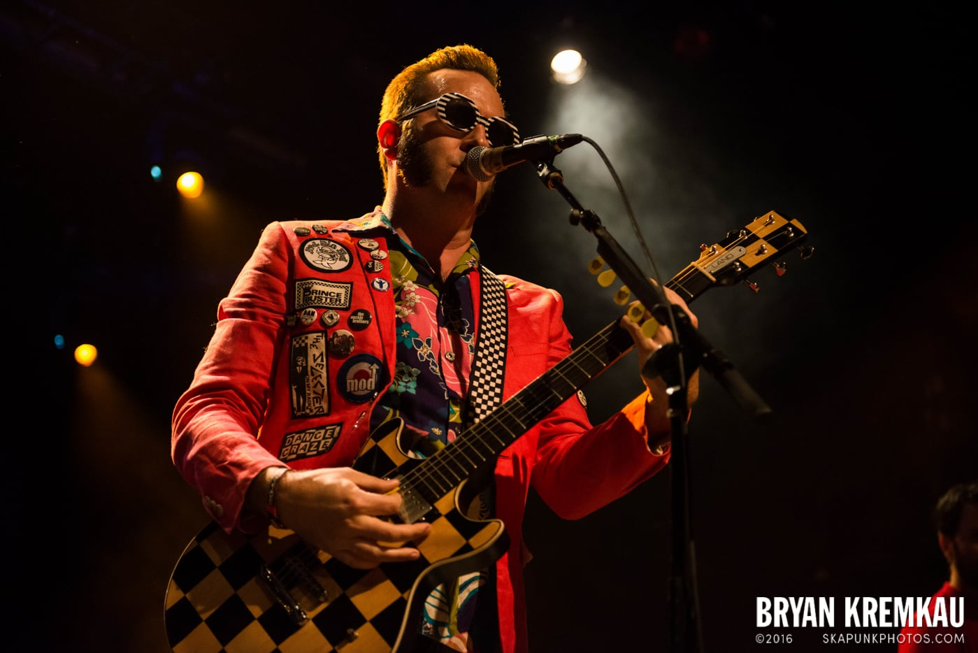 Reel Big Fish @ Best Buy Theater, NYC - 11.12.13 (28)