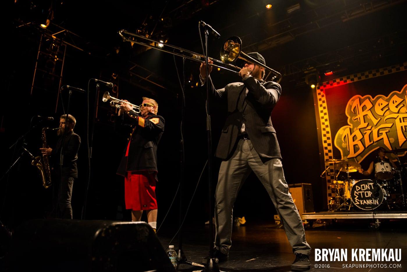 Reel Big Fish @ Best Buy Theater, NYC - 11.12.13 (26)
